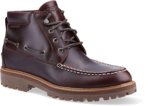 Sperry Authentic Original Lug Chukka Mens Boots Amaretto